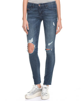 Denim - SKINZEE RIPPED JEANS