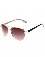 Accessories - Gold Rush Aviator Sunglasses