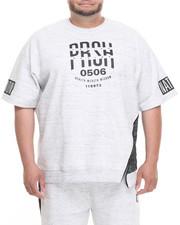 Sweatshirts & Sweaters - Mesh S/S Sweashirt (B&T)