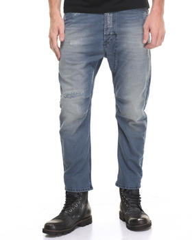 -FEATURES- - Narrot 0672L - Drop Crotch Jean