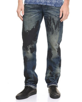 -FEATURES- - Kestrel Barracuda Reg Fit Jean