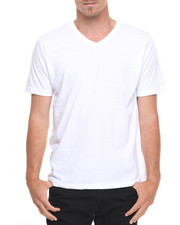 Basic Essentials - Basic V - Neck S/S Tee-2009253