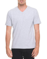 Basic Essentials - Basic V - Neck S/S Tee-2009390