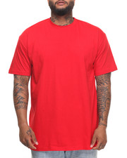 Big & Tall - Basic Crewneck S/S Tee (B&T)-2010084