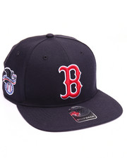 Accessories - Boston Red Sox Sure Shot 47 Captain Snapback Cap-2010800