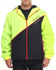 Outerwear - Highlighter Reflective Jacket
