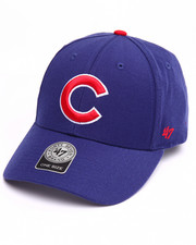 Men - Chicago Cubs Home MVP 47 Strapback Cap