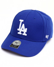 Hats - Los Angeles Dodgers Home MVP 47 Strapback Cap