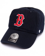 Accessories - Boston Red Sox Home Clean Up 47 Strapback Cap