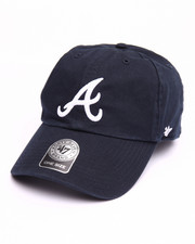 Accessories - Atlanta Braves Road Clean Up 47 Strapback Cap