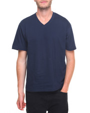 Basic Essentials - Basic V - Neck S/S Tee-2027189