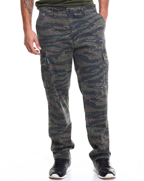 Rothco - Rothco Vintage 6-Pocket Flat Front Fatigue Pants