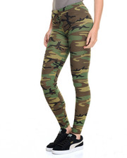 Rothco - Rothco Womens Camo Leggings-2022229
