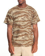 DRJ Army/Navy Shop - Rothco Tiger Stripe Camo T-Shirts
