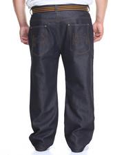 Straight - Raw Denim Jean (B&T)