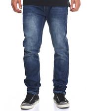The Deals Shop - Wipe Wash Slim - Straight Denim Jeans