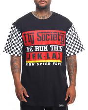 Flysociety - Racing T-Shirt (B&T)-2030345