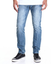 Buyers Picks - Marble Wash Jean-Light Wash