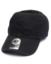 MLB Shop - Chicago White Sox Black on Black Clean Up 47 Strapback Cap