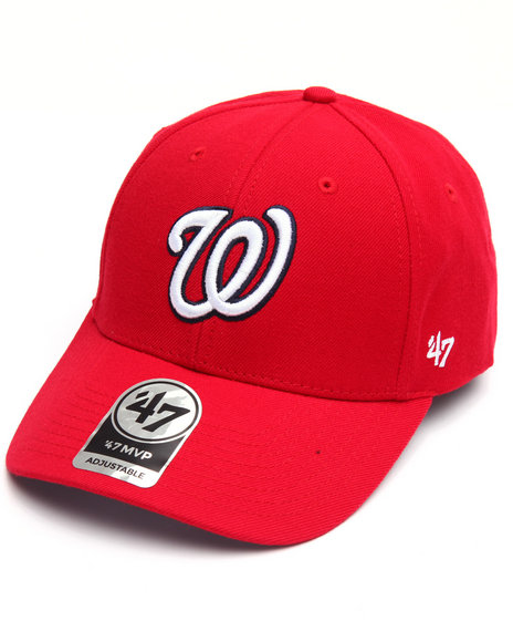 '47 - Washington Nationals Home MVP 47 Strapback Cap