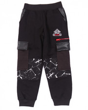 Enyce - MARBLE CARGO JOGGERS (4-7)