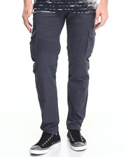 Pants - Zip Detail Cargo Jean