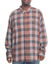 Shirts - Two Face L/S Button-Down (B&T)