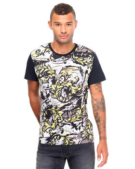 Men - Graffitti Filligree Tee