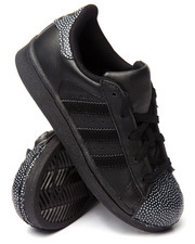 Adidas - Superstar All Black C SNEAKERS (11-3)