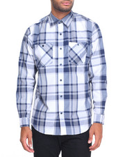Button-downs - Prince Plaid L/S Button-Down