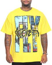 Flysociety - Basquiat T-Shirt (B&T)