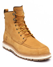 Timberland - Britton Hill Waterproof Moc Toe Boots