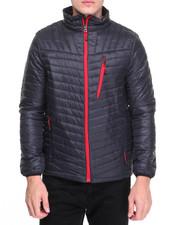 Heavy Coats - Garnet Quilted Bubble Jacket-2050090
