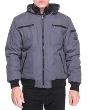Heavy Coats - Amped Fashion Motorcycle Jacket-2050150