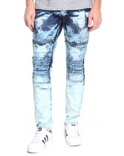 Men - Two Tone Denim Jean