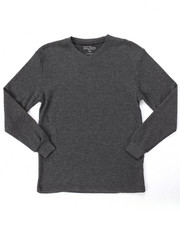 Boys - V-Neck Thermal Shirt (8-20)-2052457