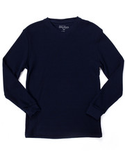 Arcade Styles - L/S V-NECK THERMAL (8-20)