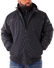 Basic Essentials - Amped Moto - Style Fashion Jacket (B&T)-1851014