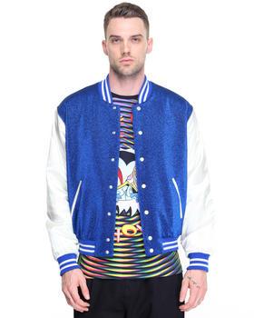 Jackets & Coats - Glitter Varsity Jacket