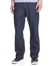 Men - Basic Raw Denim Jean