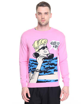 Jeremy Scott - Phone Dude Sweater