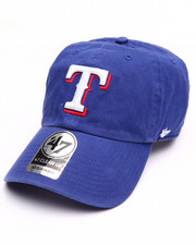 Men - Texas Rangers Clean Up 47 Strapback Cap