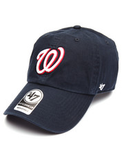MLB Shop - Washington Nationals Clean Up 47 Strapback Cap