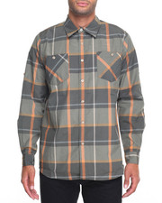 Akademiks - Wooster L/S Button-Down
