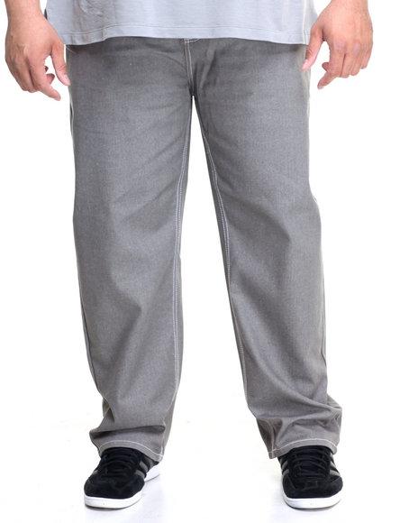 Basic Essentials - 5 - Pocket Raw Denim Jeans (B&T)