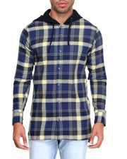 Men - Thom L/S Flannel Button-Down