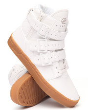 Men - Straight Jacket Pebble High Top