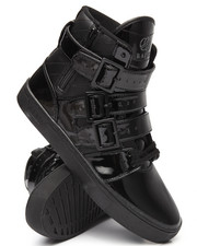 Men - Straight Jacket Patent Sneaker