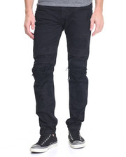 Jeans & Pants - Nu - Cut Twill Pants