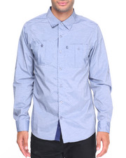 Button-downs - Chambray L/S Button-down